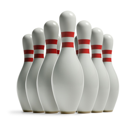 Leisure Games「Bowling Pins」:スマホ壁紙(6)