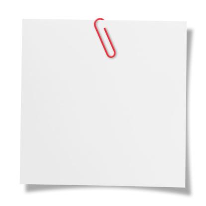 Adhesive Note「Blank note」:スマホ壁紙(7)