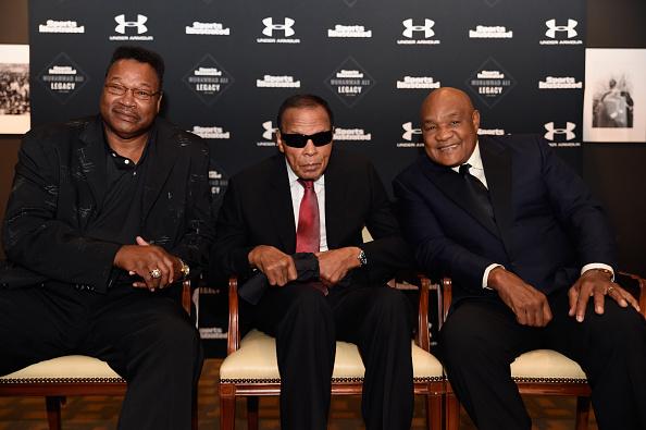George Foreman「Sports Illustrated Tribute To Muhammad Ali At The Muhammad Ali Center」:写真・画像(0)[壁紙.com]