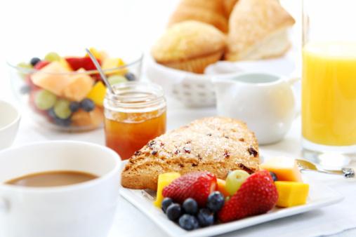 Place Setting「breakfast table」:スマホ壁紙(13)