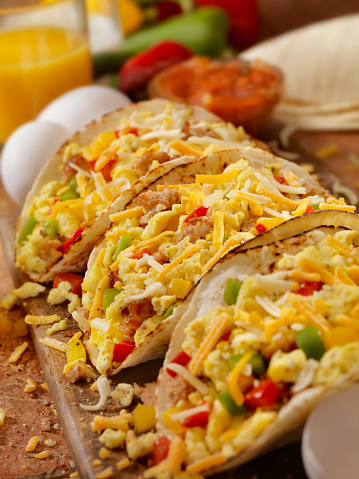 Taco「Breakfast Taco」:スマホ壁紙(19)