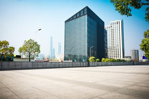 Shanghai「Shanghai urban construction street features」:スマホ壁紙(4)