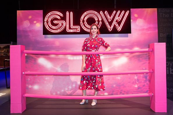 """Emma McIntyre「#NETFLIXFYSEE For Your Consideration Event For """"GLOW"""" - Inside」:写真・画像(14)[壁紙.com]"""