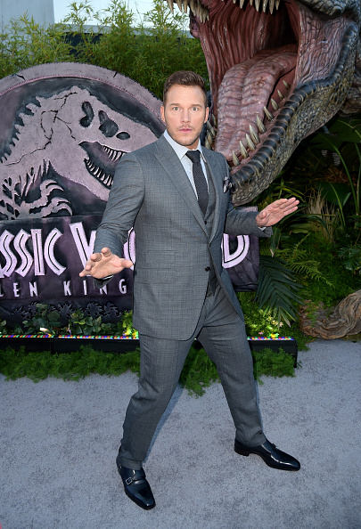 """Leather「Premiere Of Universal Pictures And Amblin Entertainment's """"Jurassic World: Fallen Kingdom"""" - Red Carpet」:写真・画像(14)[壁紙.com]"""