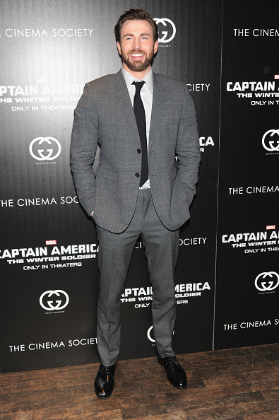 "Captain America: The Winter Soldier「The Cinema Society & Gucci Guilty Host A Screening Of Marvel's ""Captain America: The Winter Soldier"" - Arrivals」:写真・画像(19)[壁紙.com]"
