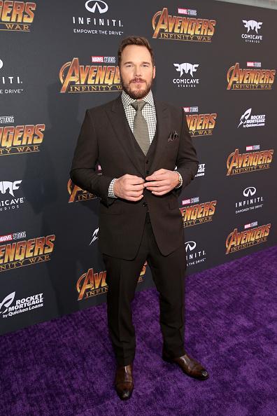 "Awe「Los Angeles Global Premiere for Marvel Studios' ""Avengers: Infinity War""」:写真・画像(8)[壁紙.com]"