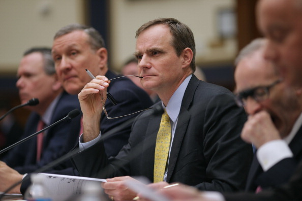 Treasury - Finance and Government「House Financial Services Committee Holds Hearing On Impact Of Volcker Rule」:写真・画像(9)[壁紙.com]