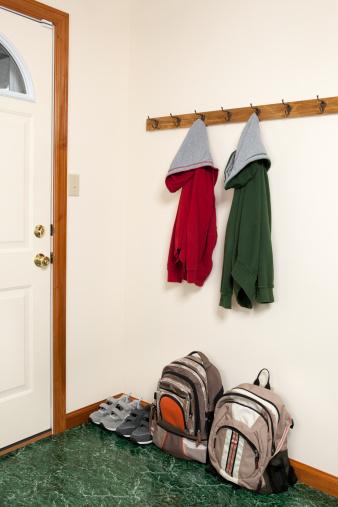 Coat - Garment「Jackets  and Backpacks by Backdoor」:スマホ壁紙(13)