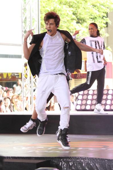 "Rob Kim「Austin Mahone Performs On NBC's ""Today""」:写真・画像(7)[壁紙.com]"