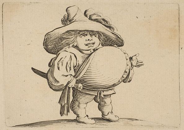 Computer Graphic「Lhomme Au Gros Ventre Orné Dune Rangée De Boutons (Man With A Large Belly Decorated W」:写真・画像(14)[壁紙.com]