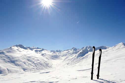 Ski Resort「Ski resort in Dolomites」:スマホ壁紙(13)