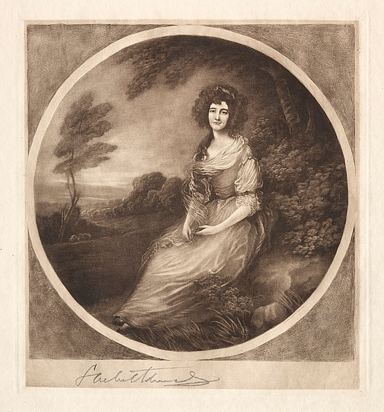 1900「Mrs. Sheridan」:写真・画像(5)[壁紙.com]
