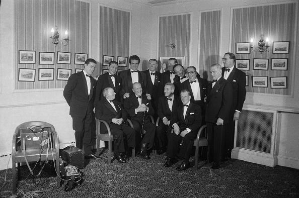 William Lovelace「Boxing Champions Meeting」:写真・画像(2)[壁紙.com]