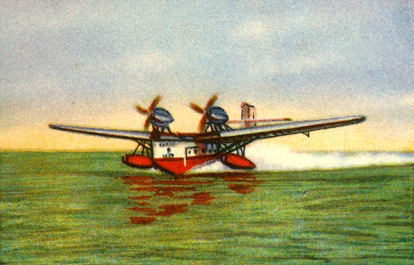 Business Finance and Industry「Rohrbach Rocco Seaplane」:写真・画像(13)[壁紙.com]