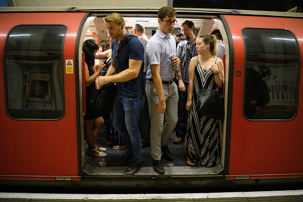 Commuter「Met Office Predicts Hottest July Day Ever In The UK」:写真・画像(5)[壁紙.com]