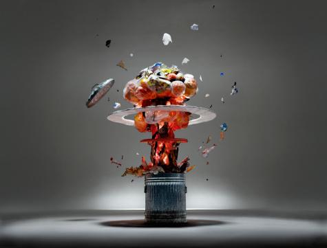 Bomb「Atomic bin concept」:スマホ壁紙(1)