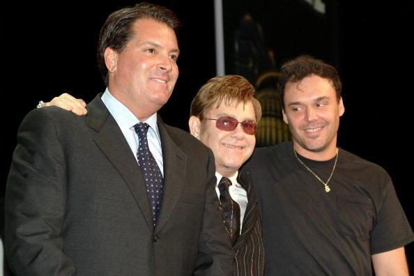 Salad「Mark Juliano, Elton John and David LaChappelle」:写真・画像(17)[壁紙.com]