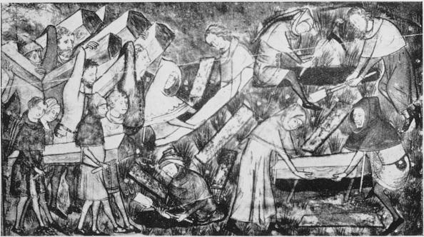 Bubonic Plague「The Black Death」:写真・画像(1)[壁紙.com]