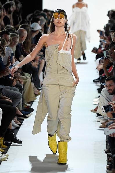 Frazer Harrison「Hood By Air - Runway - September 2016 - New York Fashion Week: The Shows」:写真・画像(18)[壁紙.com]