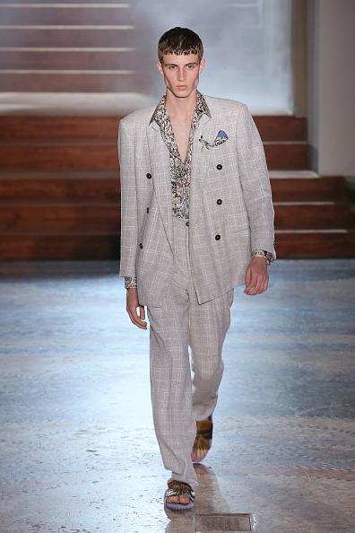 Milan Menswear Fashion Week「Pal Zileri - Runway - Milan Men's Fashion Week Spring/Summer 2020」:写真・画像(6)[壁紙.com]