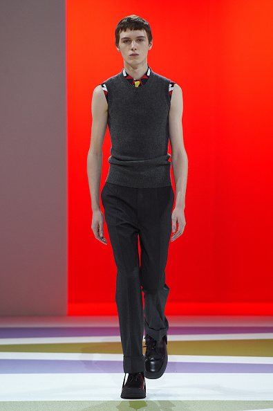 Milan Menswear Fashion Week「Prada - Runway - Milan Men's Fashion Week Fall/Winter 2020/2021」:写真・画像(10)[壁紙.com]