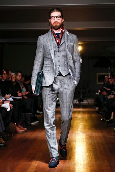 Men「Michael Bastian - Runway - Mercedes-Benz Fashion Week Fall 2014」:写真・画像(8)[壁紙.com]