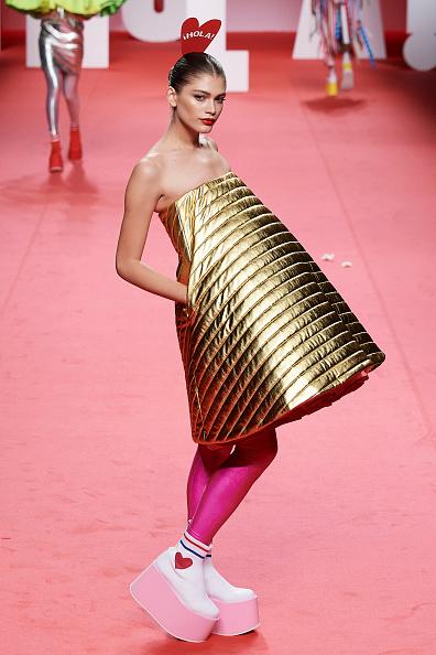 Platform Shoe「Agatha Ruiz De La Prada - Catwalk - Mercedes Benz Fashion Week Madrid Spring/Summer 2020」:写真・画像(16)[壁紙.com]