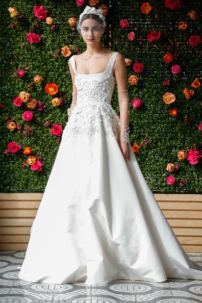 Bride「Kenra Professional For Lela Rose Bridal Fashion Week F/W '17」:写真・画像(6)[壁紙.com]