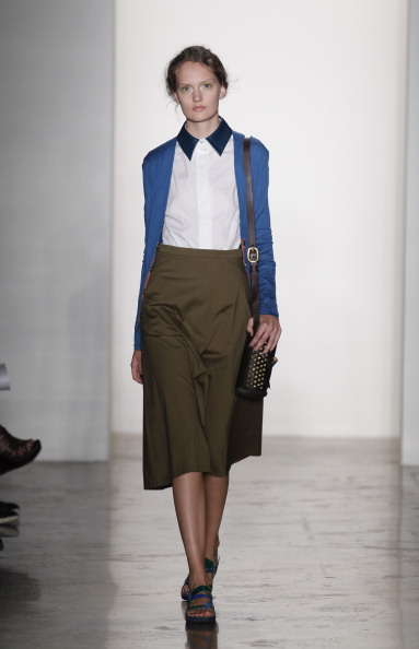 Jacket「Costello Tagliapietra - Runway - MADE Fashion Week Spring 2014」:写真・画像(2)[壁紙.com]