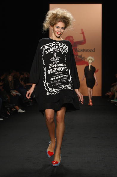 Ready To Wear「Mercedes Benz Fashion Week - Vivienne Westwood Anglomania」:写真・画像(9)[壁紙.com]