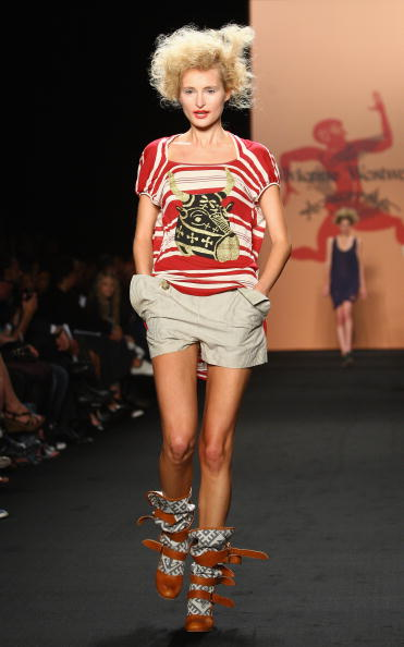 Ready To Wear「Mercedes Benz Fashion Week - Vivienne Westwood Anglomania」:写真・画像(12)[壁紙.com]