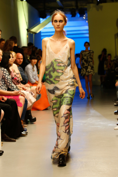 Giles「GILES: Runway - London Fashion Week SS15」:写真・画像(6)[壁紙.com]