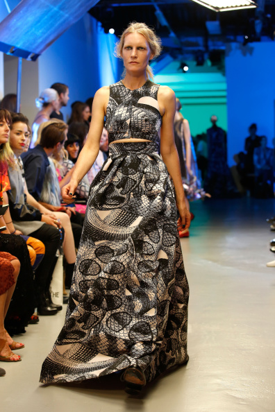 Giles「GILES: Runway - London Fashion Week SS15」:写真・画像(3)[壁紙.com]
