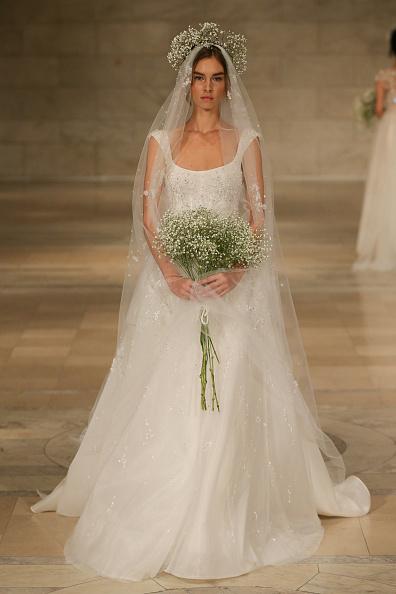 Wedding Dress「Reem Acra FW 2018 Bridal Show」:写真・画像(6)[壁紙.com]