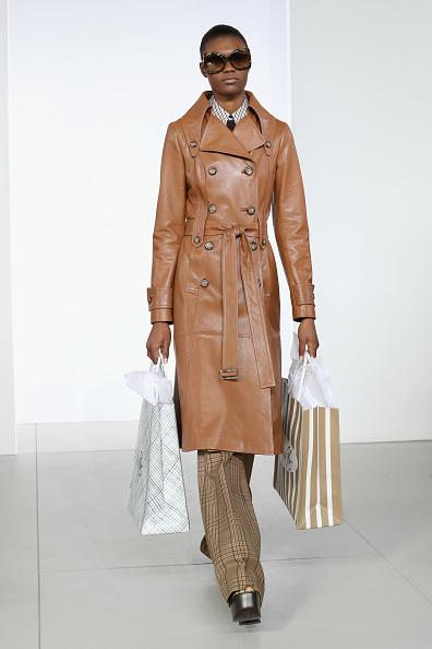 Leather「Michael Kors Collection Fall 2018 Runway Show」:写真・画像(13)[壁紙.com]