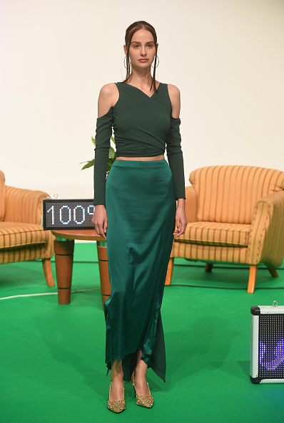 Ankle Length「Nafsika Skourti Presented by EPICxSamsung - Presentation - Dubai FFWD March 2017」:写真・画像(11)[壁紙.com]