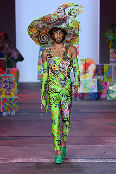 Australian Fashion Week「Iordanes Spyridon Gogos - Runway - Afterpay Australian Fashion Week 2021」:写真・画像(13)[壁紙.com]