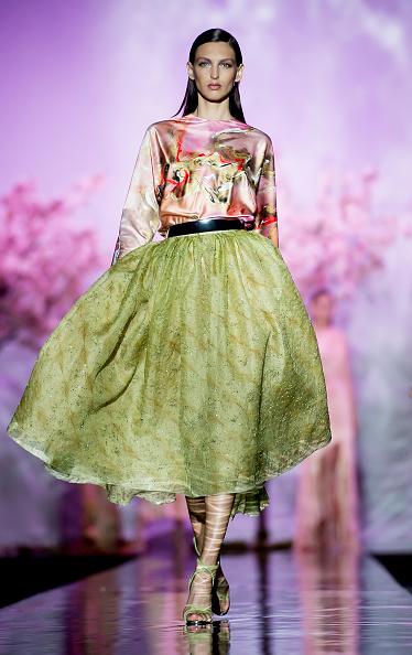 A-Line「Hannibal Laguna - Mercedes Benz Fashion Week Madrid - July 2018」:写真・画像(8)[壁紙.com]