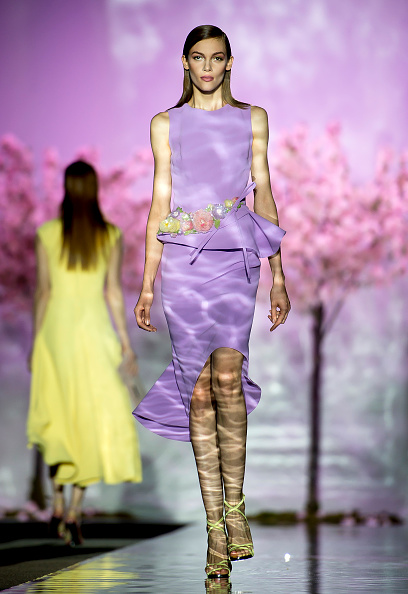 Pastel「Hannibal Laguna - Mercedes Benz Fashion Week Madrid - July 2018」:写真・画像(16)[壁紙.com]