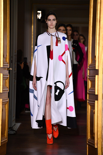 Necklace「Schiaparelli : Runway - Paris Fashion Week - Haute Couture Spring Summer 2017」:写真・画像(13)[壁紙.com]