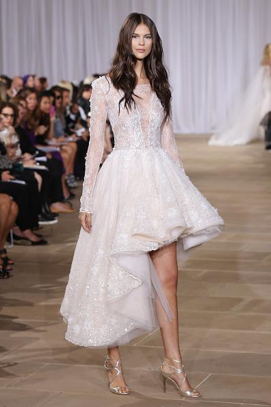 Wedding Dress「Ines Di Santo Fall/Winter 2016 Couture Bridal Collection - Runway」:写真・画像(10)[壁紙.com]
