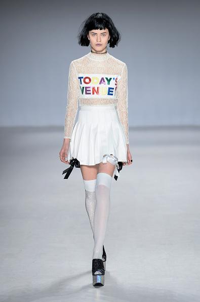 Skirt「Tokyo Runway Meets New York - Runway - Mercedes-Benz Fashion Week Fall 2015」:写真・画像(14)[壁紙.com]