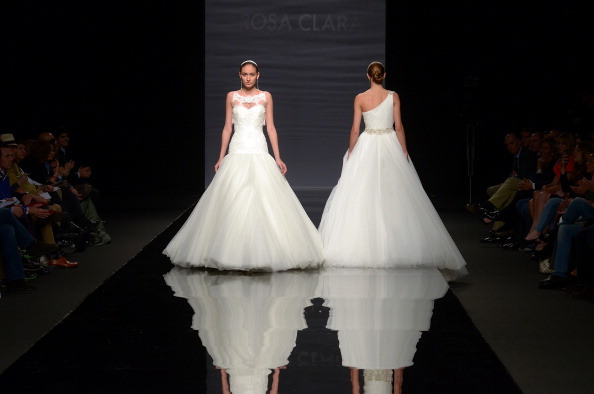 Wedding Dress「Barcelona Bridal Week 2013 - Day 1」:写真・画像(9)[壁紙.com]