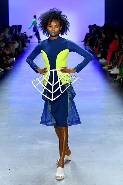 Spring Studios - New York「Chromat Spring/Summer 2020 New York Fashion Week Runway Show」:写真・画像(19)[壁紙.com]