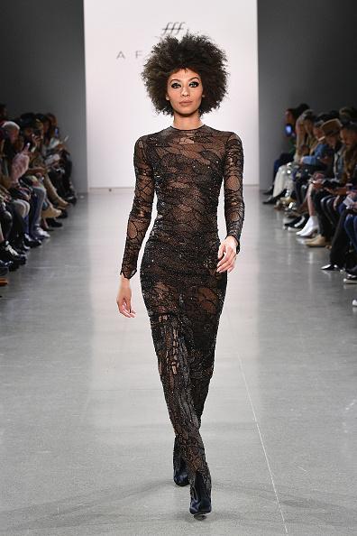Lace - Textile「Afffair - Runway - February 2019 - New York Fashion Week: The Shows」:写真・画像(19)[壁紙.com]