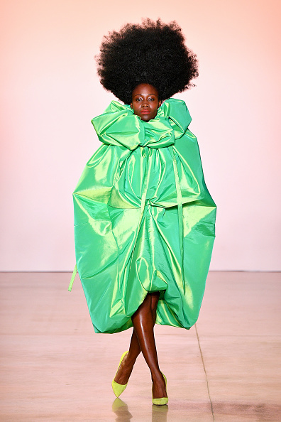 Spring Studios - New York「Christopher John Rogers - Runway - September 2019 - New York Fashion Week: The Shows」:写真・画像(15)[壁紙.com]