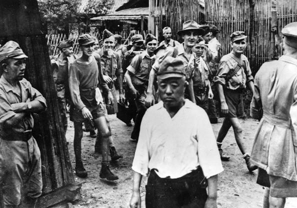 Army Soldier「Japanese POW's」:写真・画像(18)[壁紙.com]