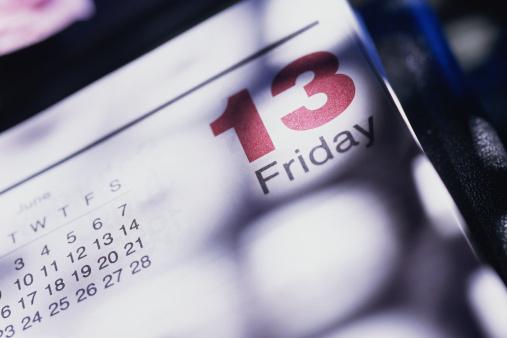 Tilt「Calendar  Friday the 13th」:スマホ壁紙(11)