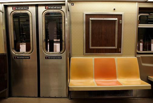 New York State「New York Subway」:スマホ壁紙(2)