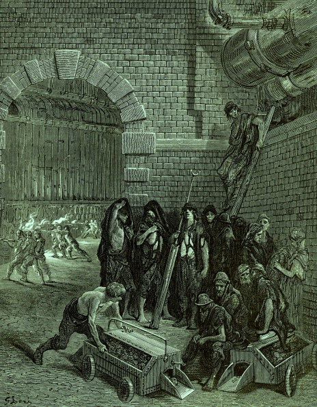 1900「Victorian London Lambeth Gasworks」:写真・画像(8)[壁紙.com]